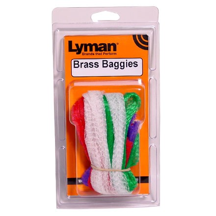 Brass Baggies (12 Pack)