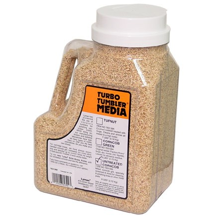 Untreated Corncob Easy Pour Media 3.5lbs