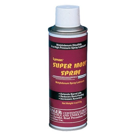 Super Moly Spray 4 Oz