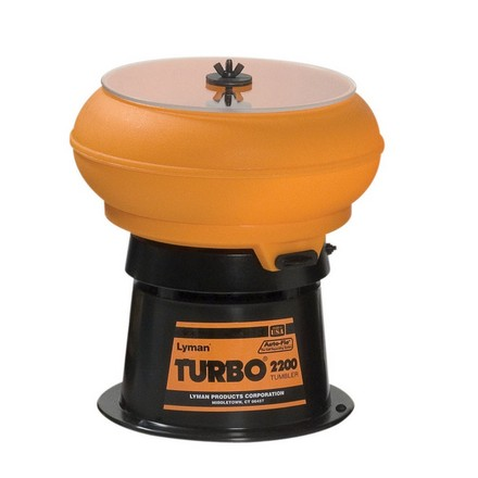 Image for 2200 Auto Flo Turbo Tumbler 110 Volt