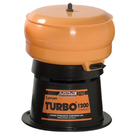 Image for 1200 Auto Flo Turbo Tumbler 110 Volt