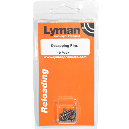 Image for Decapping Pins (10 Count)