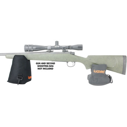 Lyman Crosshair Front Range Shooting Bag