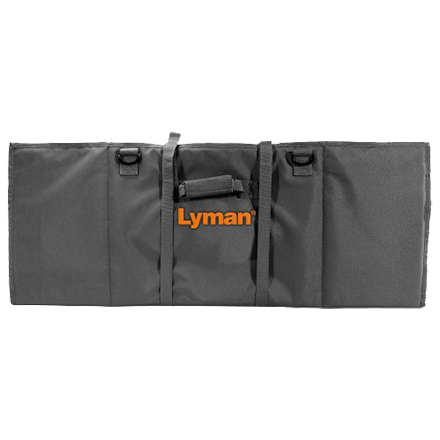 Lyman Tac-Mat Long Range Shooting Mat Black