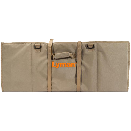 Lyman Tac-Mat Long Range Shooting Mat FDE Flat Dark Earth