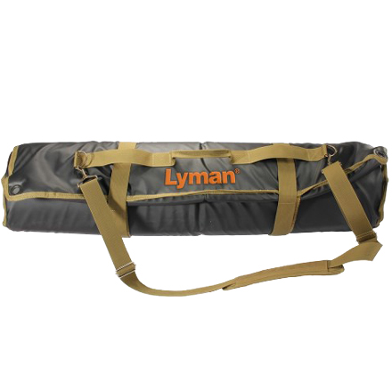 Lyman Tac-Mat HD Long Range Padded Shooting Mat Black