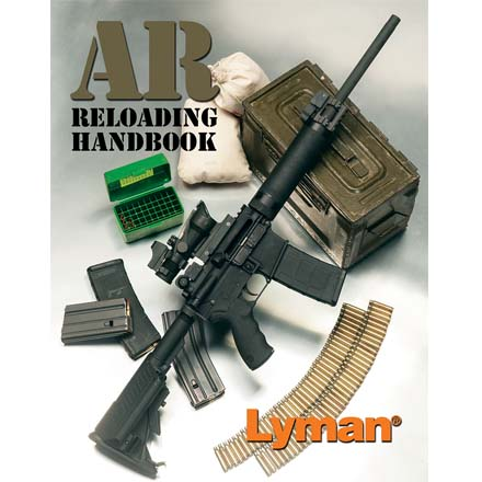 "New Handbook ""Reloading for the AR-Rifle"""