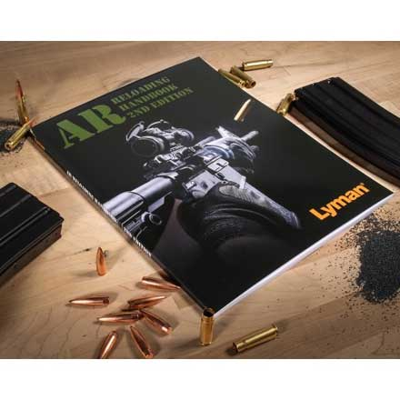 "New Handbook ""Reloading for the AR-Rifle"" 2nd Edition"