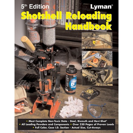 5th Edition Shotshell Reloading Handbook