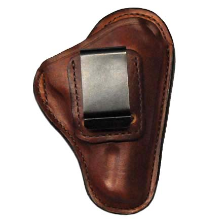 Image for Professional Tan Right Hand Leather Holster SZ 1 J-Frame and Ruger SP101 R