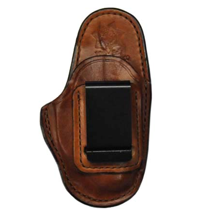 Image for Professional Tan Right Hand Leather Holster SZ 7 Beretta Tomcat