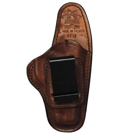 Image for Professional Tan Right Hand Leather Holster SZ 8 Colt Pony 90