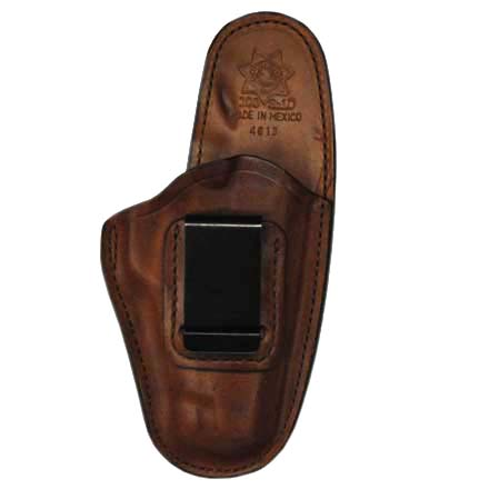 Image for Professional Tan Right Hand Leather Holster SZ 10-Colt Officer