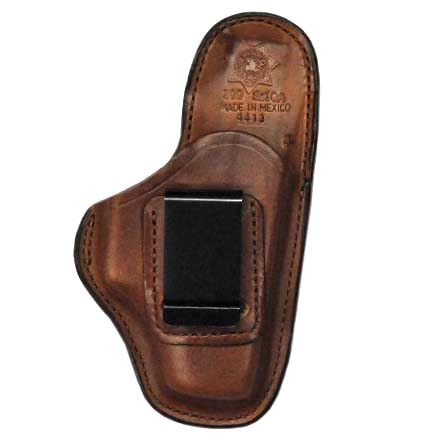 Image for Professional Tan Right Hand Leather Holster SZ 10A-Glock 26/27 Springfield