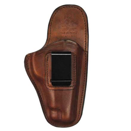 Professional Tan Right Hand Leather Holster SZ 12-Glock 17, 22, 36, and Smith and Wesson