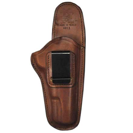 Image for Professional Tan Right Hand Leather Holster SZ 14-Colt .45 Govt
