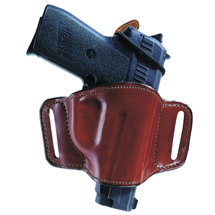 Minimalist Tan Right Hand Leather Holster SZ 13-15