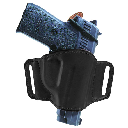Image for Minimalist Black Right Hand Leather Holster SZ 13-15