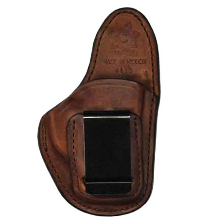 Image for Professional Tan Right Hand Leather Holster SZ 6-Ruger LCP, Kahr P380