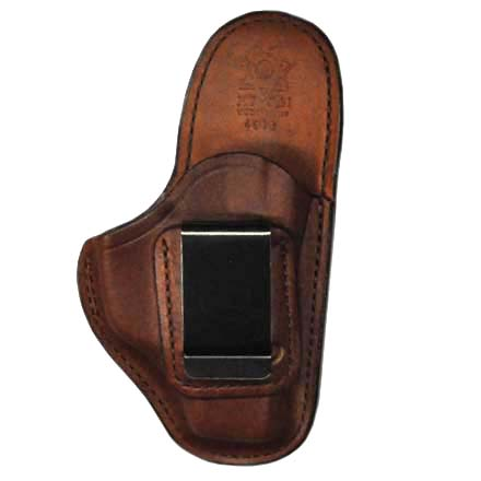 Image for Professional Tan Right Hand Leather Holster SZ 21-Ruger LC9