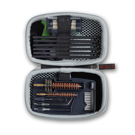 Gun Boss AR-15 Compact Rod Type Cleaning Kit