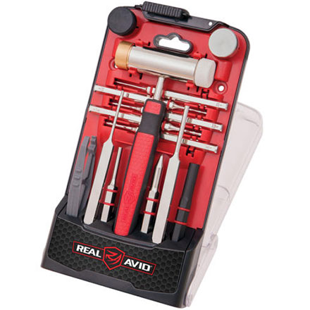 Accu-Punch Hammer & AR15 Pin Punch Set
