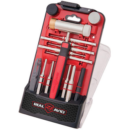 Accu-Punch Hammer & Roll Pin Punch Set