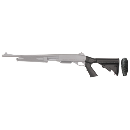 Shotforce Tactical Stock With Tactical Buttplate