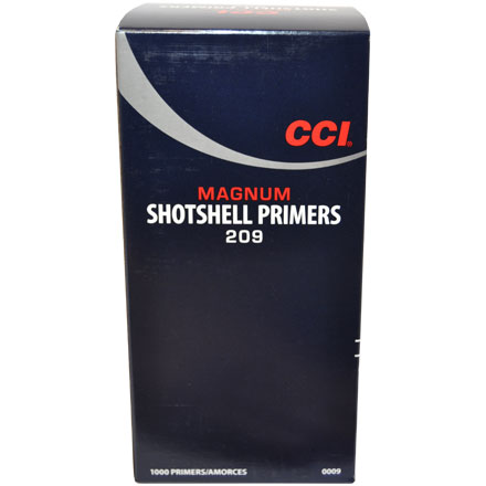 209M Shotshell Primer (1000 Count)