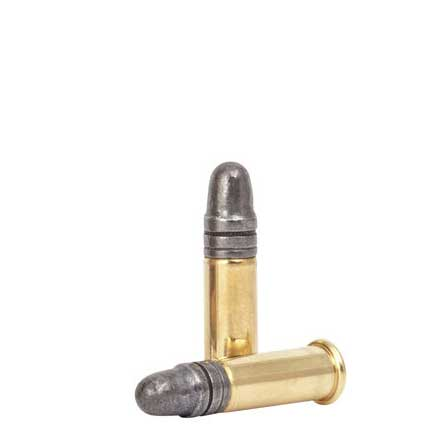 22 LR (Long Rifle) 40 Grain Match Pistol 50 Rounds
