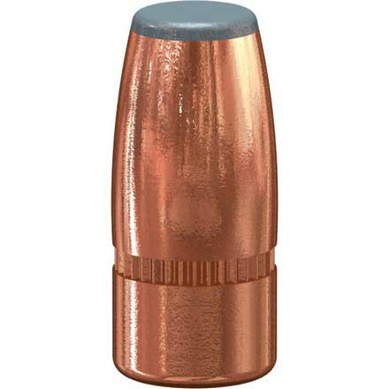 22 Caliber .224 Diameter 46 Grain Flat Nose Soft Point With Cannelure 100 Count