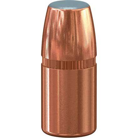 25 Caliber .257 Diameter 75 Grain Soft Point Hot-Cor Flat Nose Cannelure 100 Count