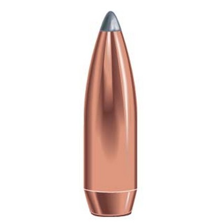 25 Caliber .257 Diameter 100 Grain Spitzer Soft Point Boat Tail 100 Count