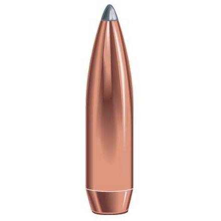 25 Caliber .257 Diameter 120 Grain Spitzer Soft Point Boat Tail 100 Count