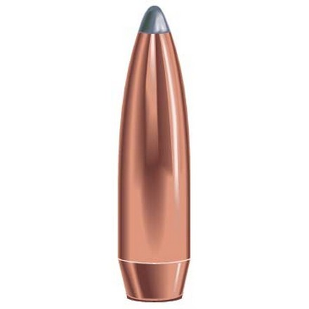 7mm .284 Diameter 145 Grain Spitzer Soft Point Boat Tail 100 Count