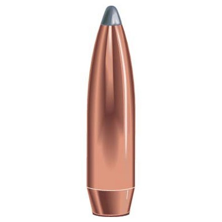 7mm .284 Diameter 160 Grain Spitzer Soft Point Boat Tail 100 Count