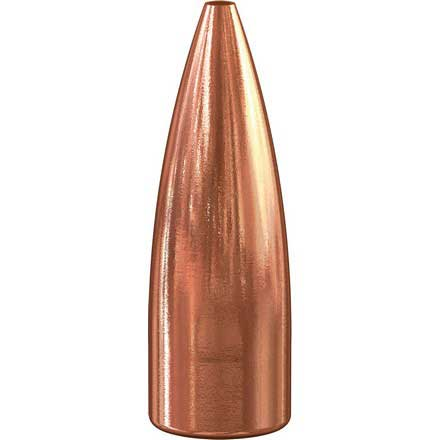 30 Caliber .308 Diameter 125 Grain Hollow Point TNT 100 Count
