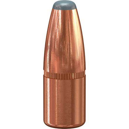 30 Caliber .308 Diameter 150 Grain Hot Cor Flat Nose Soft Point 100 Count