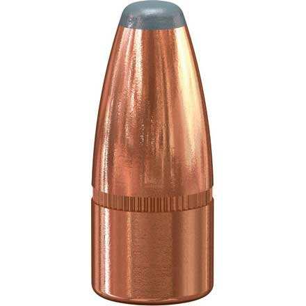 35 Caliber .358 Diameter 180 Grain Hot Cor Flat Nose Soft Point 100 Count