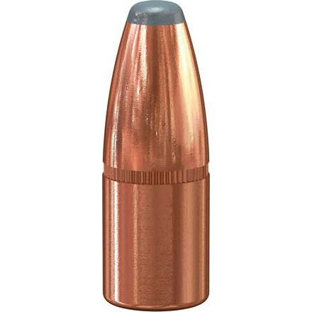 35 Caliber .358 Diameter 220 Grain Hot Cor Flat Nose Soft Point 50 Count