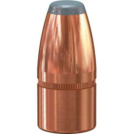 45 Caliber .458 Diameter 350 Grain Hot Cor Flat Nose Soft Point 50 Count
