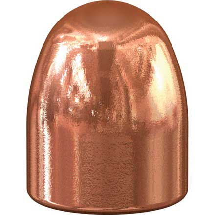380 Auto/9mm/38 Auto .355 Diameter 95 Grain Total Metal Jacket 100 Count