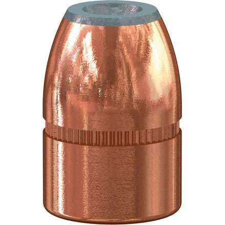 Image for 38 Caliber .357 Diameter 125 Grain Jacketed Hollow Point 100 Count