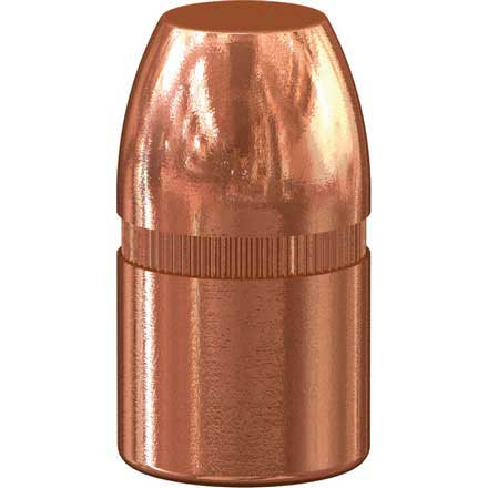 38 Caliber .357 Diameter 158 Grain Total Metal Jacket 100 Count