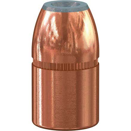 Image for 38 Caliber .357 Diameter 158 Grain Jacketed Hollow Point 100 Count