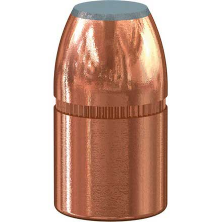 Image for 38 Caliber .357 Diameter 158 Grain Jacketed Soft Point 100 Count