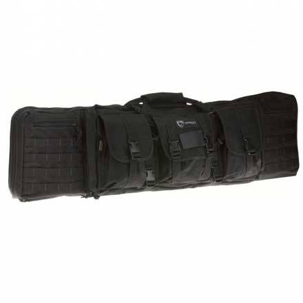 "Image for Double Gun Case 36""x14""x12.5"" Black"