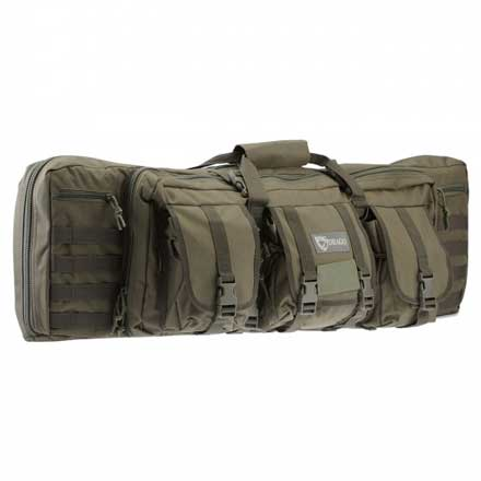 "Image for Double Gun Case 36""x14""x12.5"" Green"