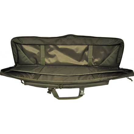 "Double Gun Case 36""x14""x12.5"" Green"