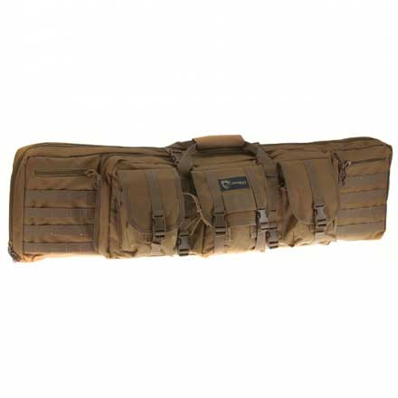 "Image for Double Gun Case 36""x14""x12.5"" Tan"